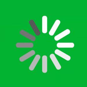 فوتیج کروماکی لودینگ (پرده سبز)