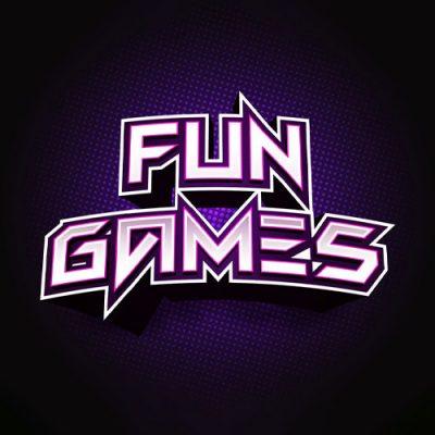 فونت انگلیسی گیمینگ Fun Games